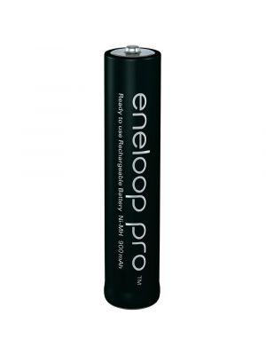 Batteria ricaricabile ministilo Panasonic ENELOOP PRO NIMH 900 mAh 1pz