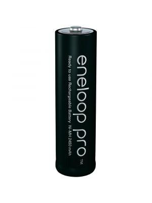 Batteria ricaricabile stilo Panasonic ENELOOP PRO NIMH 2500 mAh 1pz