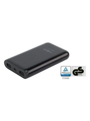 Caricabatterie Power Bank USB Ansmann 10800mAh 1700-0067