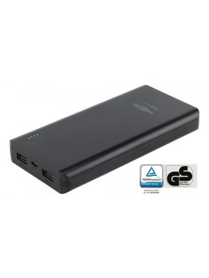 Caricabatterie Power Bank USB Ansmann 20800mAh 1700-0068