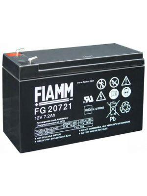 BATTERIA FIAMM FG20721 12V 7,2Ah