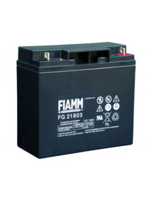 BATTERIA FIAMM FG21803 12V 18Ah