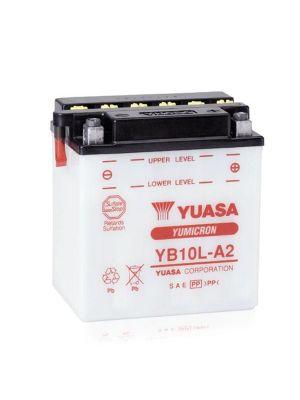 BATTERIA YUASA YB10L-A2 12V 11 Ah