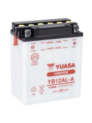 BATTERIA YUASA YB12AL-A 12V 12 Ah