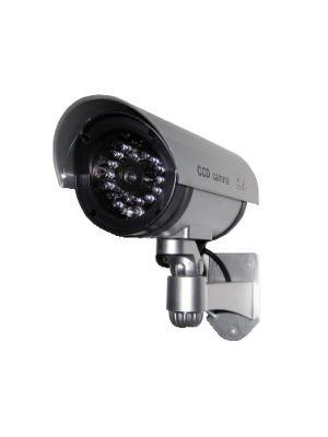 Finta telecamera impermeabile con visori notturni e led di operatività