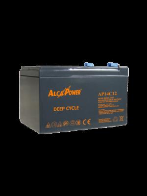 BATTERIA Alca Power AGM DEEP-CYCLE AP14C12 12V 14 Ah