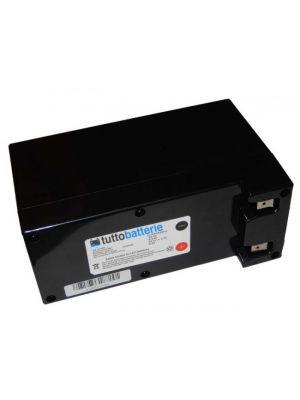 Rigenerazione batteria al litio 25,2V 6,6 Ah per robot rasaerba Zucchetti CS C0-106-01 Ambrogio