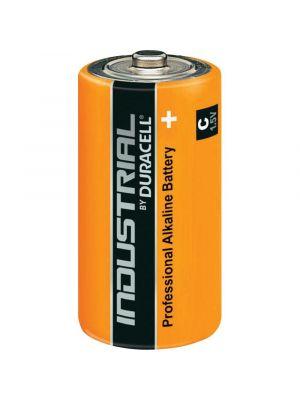 BATTERIA alcalina 1/2 Torcia DURACELL Industrial LR14 box 10 pz