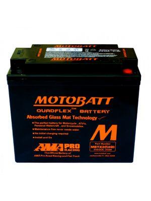 BATTERIA MOTOBATT AGM MBTX20UHD 12V 21Ah BQ035