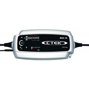 MXS10 caricabatterie Ctek 12V 10A per batterie a 12 V da 20 a 200 Ah