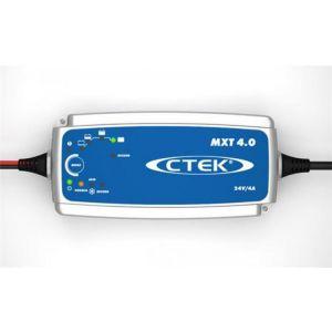 MXT4.0 caricabatterie Ctek 24V 4,0A per batterie a 24 V da 8 a 100 Ah