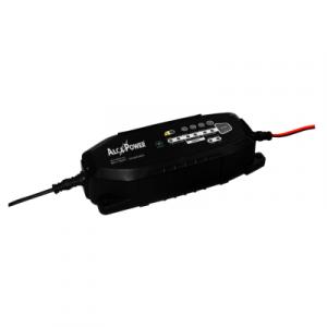 702924 CLX-1 Carica batteria 6V 12V 3800mA adatto per batterie  Piombo e Litio LiFePo4